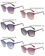 8VG29230-(SET-12PCS)-wholesale-sunglasses-uva-uvb-block-uv400-round-frosted-crystal-colored-frame-gradient-gold-thin(0).jpg