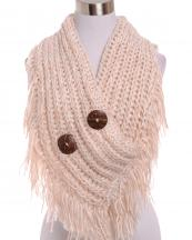 AO521(RPKWT)-wholesale-scarf-shorty-poncho-botton-collar-marled-knit-two-tone-tassel-fringe-acrylic-one-size(0).jpg