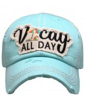 KBV1355(DBL)-wholesale-baseball-cap-vacay-all-day-embroidered-vintage-torn-stitch-cotton-velcro-adjustable(0).jpg