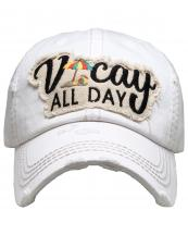 KBV1355(WHT)-wholesale-baseball-cap-vacay-all-day-embroidered-vintage-torn-stitch-cotton-velcro-adjustable(0).jpg