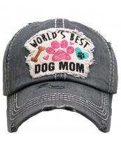KBV1362(BK)-wholesale-baseball-cap-world-best-dog-mom-embroidered-vintage-torn-stitch-cotton-velcro-adjustable(0).jpg