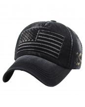 KBVT747(BK)-wholesale-cap-american-flag-usa-stars-stripes-embossed-denim-embroidered-baseball-cotton-(0).jpg