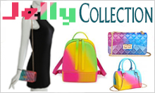 Wholesale jelly handbags clutches