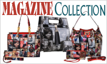 Wholesale magazine handbags clutches wallets michelle obama