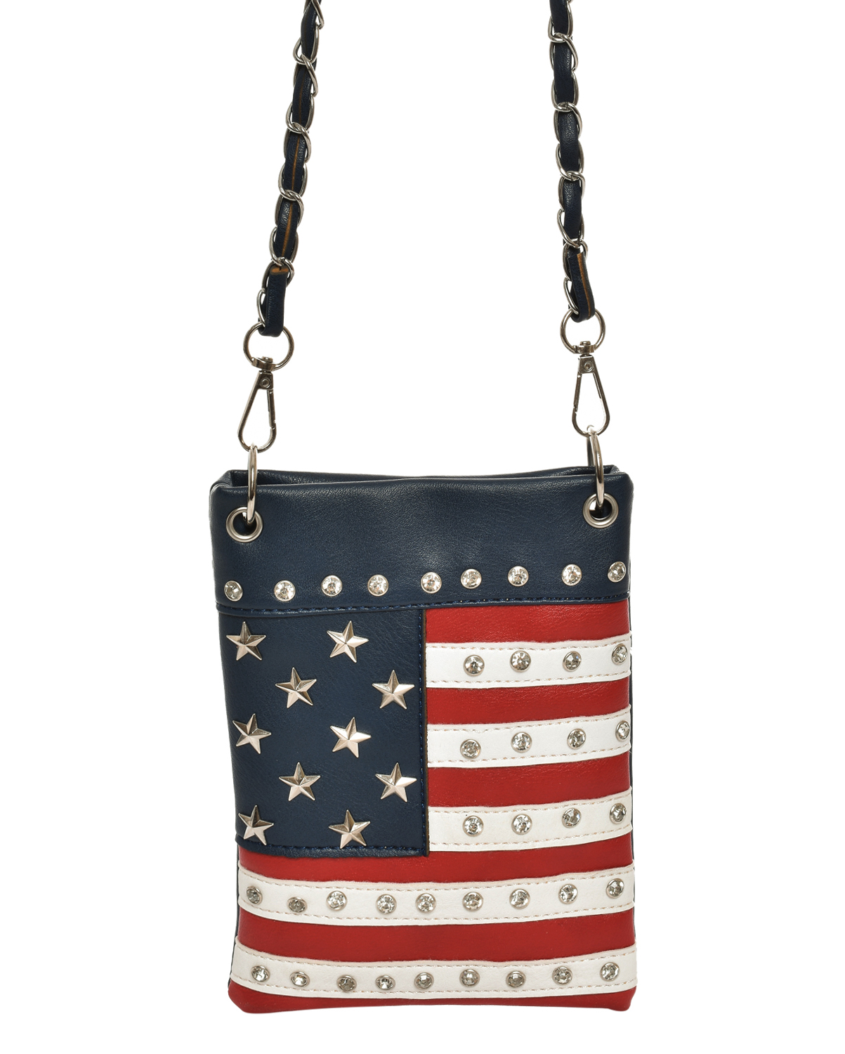 2030AGB(NV)-wholesale-mini-messenger-bag-american-flag-color-usa-stars-striped-rhinestone-silver-studs-crossbody(0).jpg