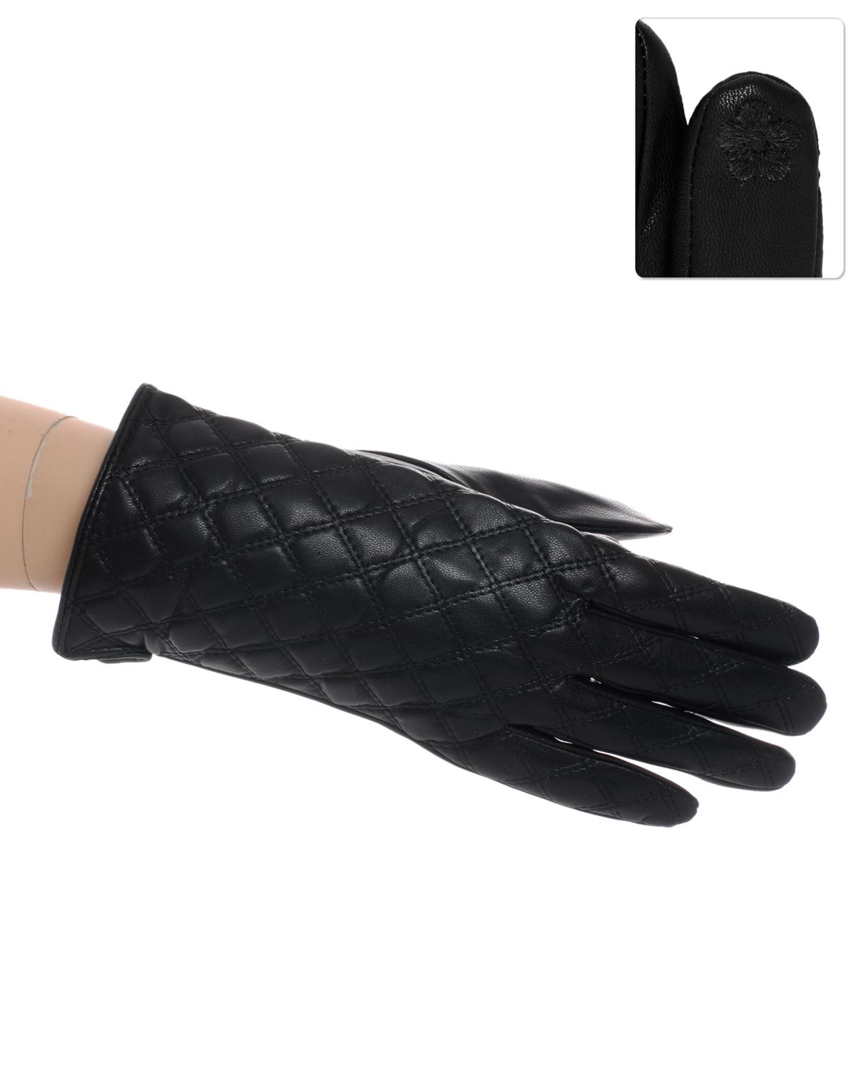 AO225(BK)-wholesale-gloves-leatherette-pu-faux-leather-quilted-pattern-flecce-insulation-touchscreen-one-size(0).jpg