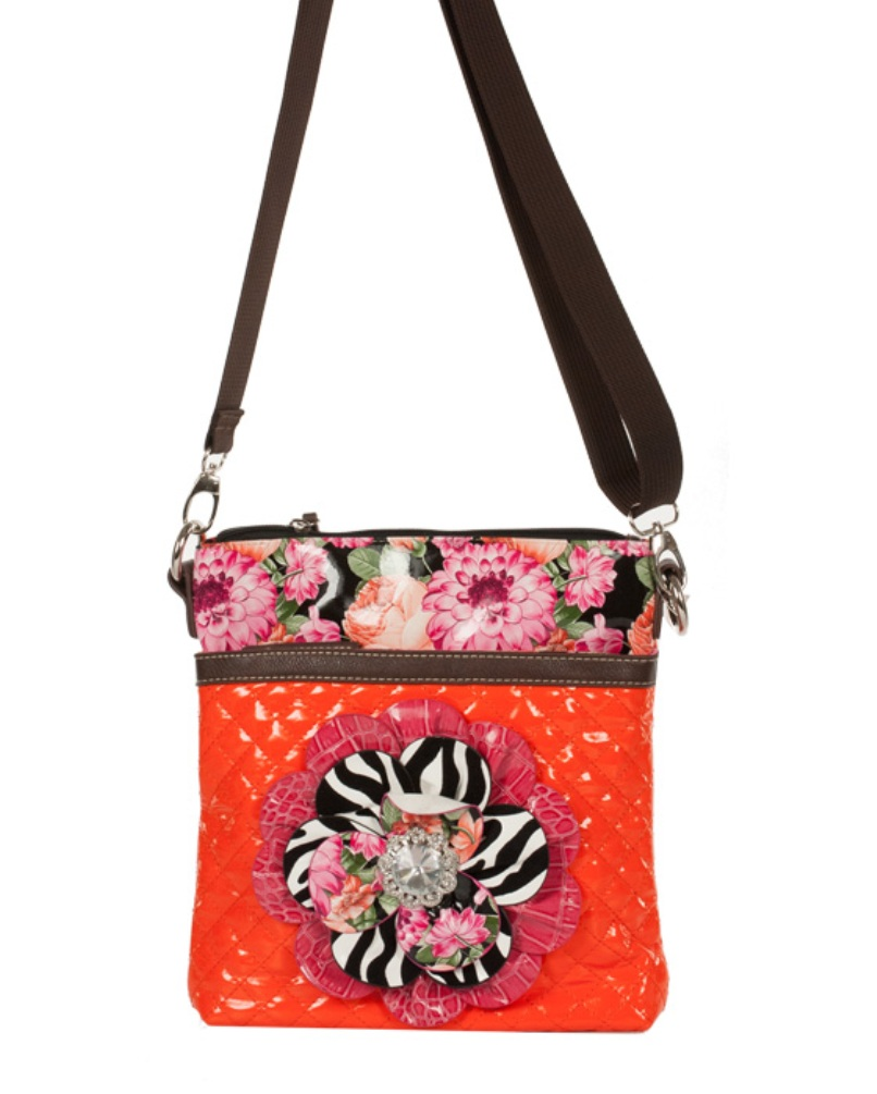 F2003(OR)-wholesale-rhinestone-patent-messenger-bag-floral-quilt-(0).jpg