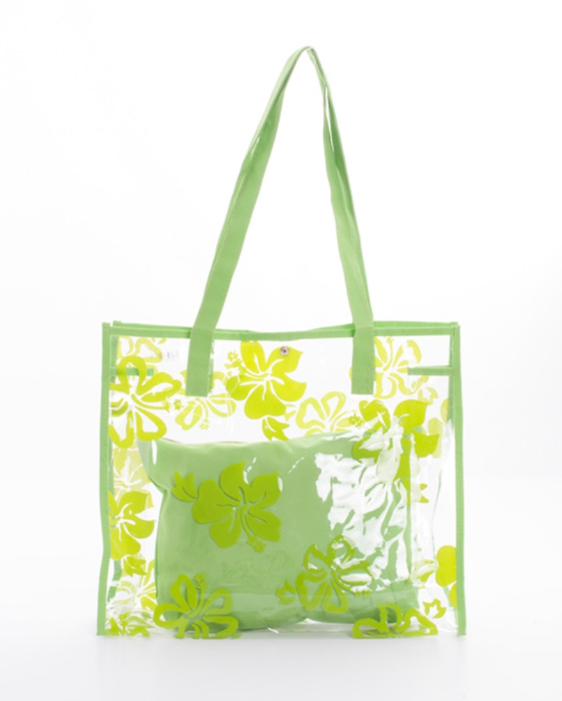 HBG100905(GR)-wholesale-plastic-clear-tote-bag-pvc-floral-fabric-woven-pouch(0).jpg