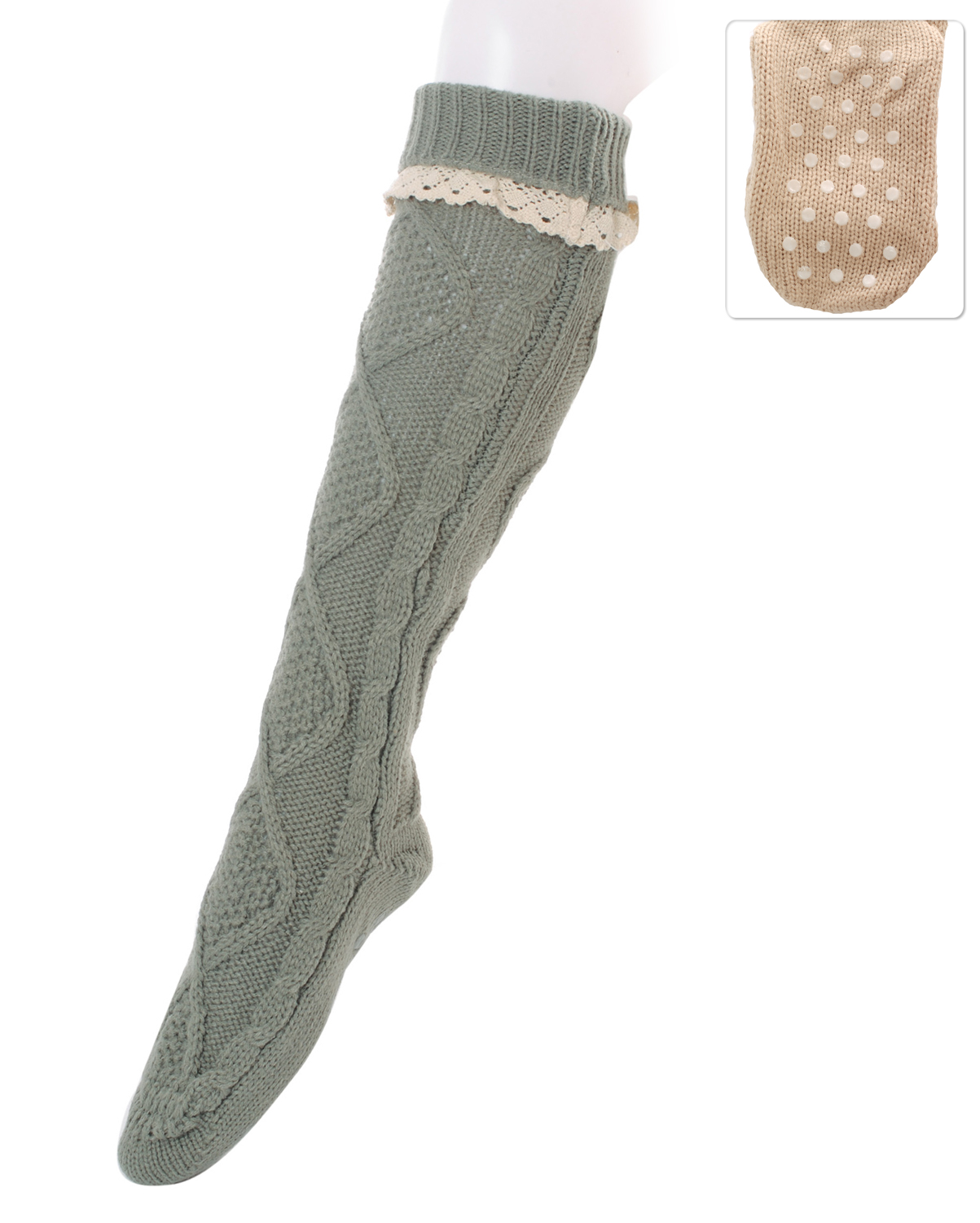 IS00003(GY)-wholesale-lady-knit-solid-plain-lace-long-socks-crochet-cable-rubber-dots(0).jpg