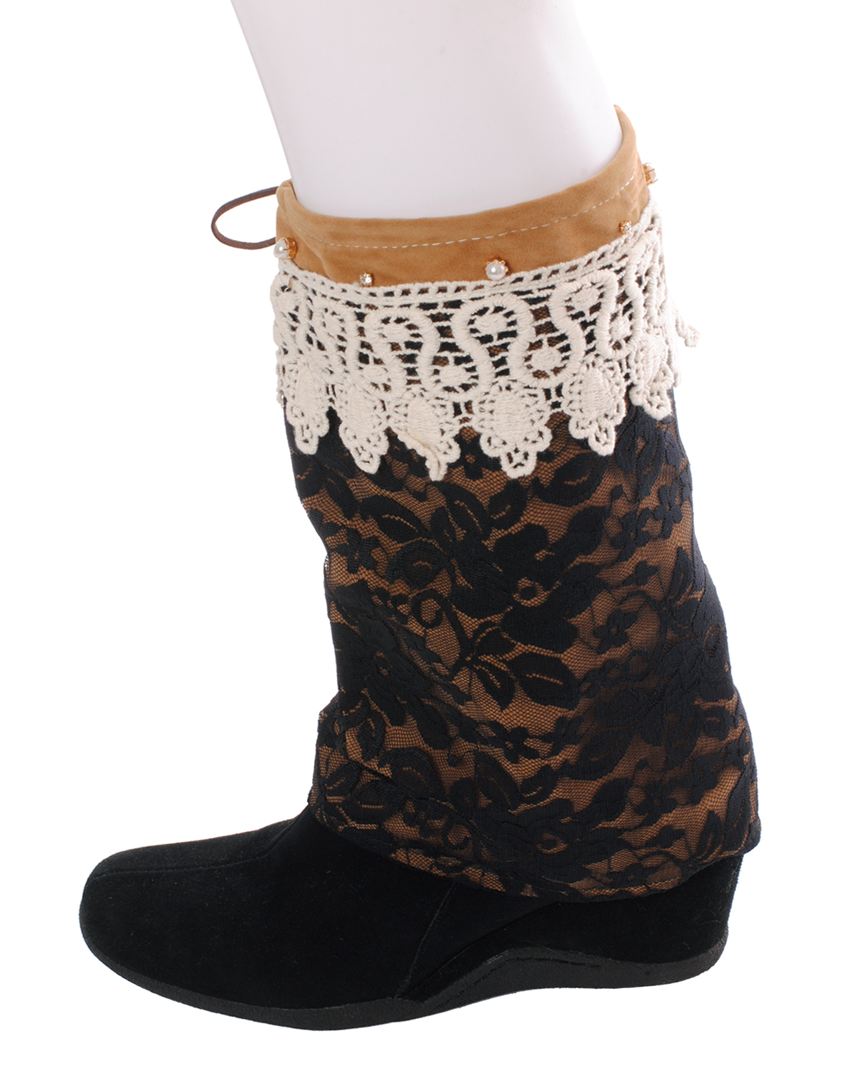 IW0103(GJ)-wholesale-boot-rugs-western-faux-suede-floral-lace-studs-rhinestone-pearl-drawstring-closure(0).jpg