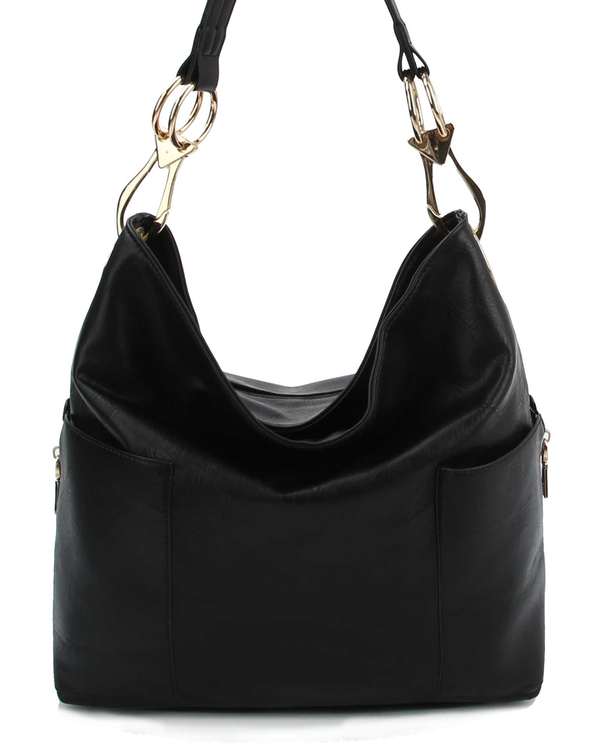 LHU073R(BK)-wholesale-handbag-solid-color-pocket-zipper-gold-lobster-claw-clasp-vegan-faux-leather-fashion-hobo(0).jpg