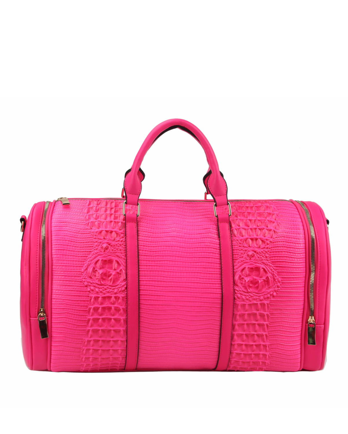 LHU308(NF)-wholesale-duffle-bag-set-pouch-alligator-ostrich-leatherette-luggage-tag-double-zipper-travel-(0).jpg