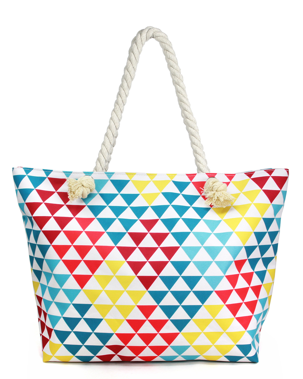 LOA316-wholesale-tote-bag-Colorful-Triangle-print-Inside-wall-pocket-polyester-cotton(0).jpg