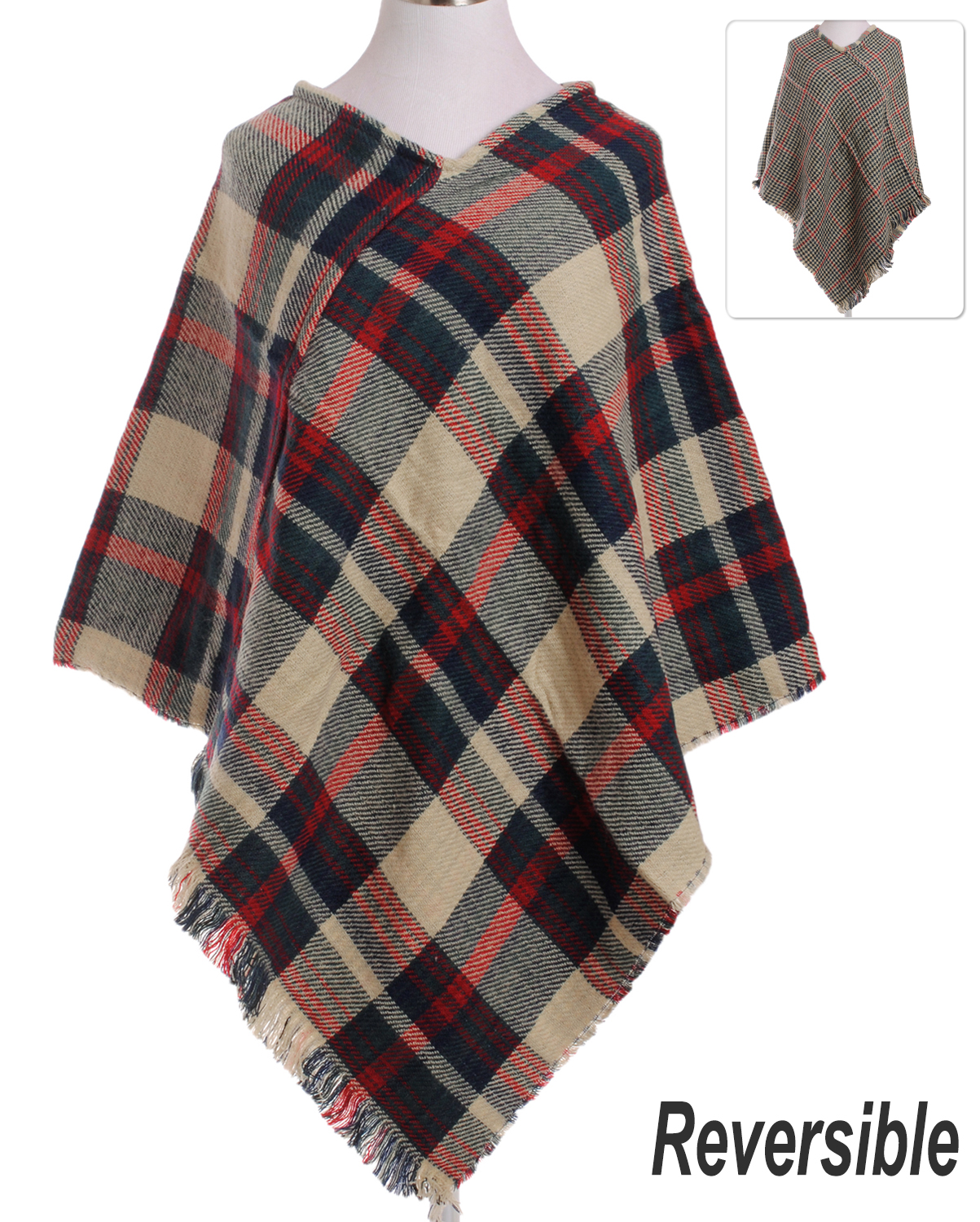 LOF171(IV)-wholesale-poncho-plaid-checkered-houndstooth-reversible-knitted-fringe-tassel-one-size-acrylic(0).jpg