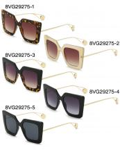 8VG29275-(SET-12PCS)-wholesale-metal-temple-sunglasses-round-solid-plastic-frame-uva-uvb-colored-lenses-tortoise-metal(0).jpg