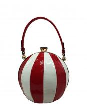 BB705(RDWT)-wholesale-handbag-patent-faux-leather-shpere-round-ball-shape-gold-metal-frame-rhinestone-lock(0).jpg