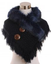 CS7221(NV)-wholesale-scarf-neck-warmer-shorty-poncho-faux-fur-collar-solid-color-knitted-tassel-fringe-buttons(0).jpg