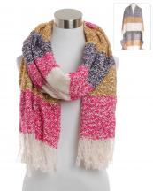 FS40172BN(PK)-wholesale-oversized-fashion-scarf-embossing-knit-multi-color-stripe-fringe-tassel-acylic-versatile(0).jpg