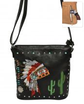 G605W179(BK)-wholesale-messenger-bag-concealed-native-indian-chief-headdress-rhinestone-turquoise-concho-cactus(0).jpg