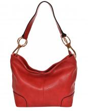 HB3134(RD)-wholesale-handbag-faux-leatherette-hobo-gold-metal-link-lobster-claw-clasp-solid-color-fashion-style(0).jpg