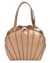 HL700(RGD)-S35-wholesale-handbag-patent-faux-leather-shell-shape-shiny-gold-frame-rhinestone-lock-two-multi-color(0).jpg