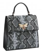 JY0276(BK)-wholesale-handbag-snake-bee-charm-animal-pattern-vegan-leatherette-flap-faux-pearl-rhinestone(0).jpg