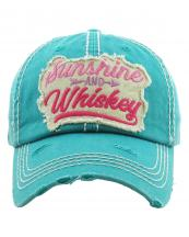 KBV1234(TQ)-wholesale-cap-sunshine-and-whiskey-arrow-embroidered-multicolor-vintage-tone-stitch-baseball-cotton(0).jpg