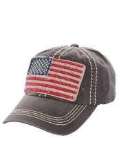 KBVT568(DGY)-wholesale-baseball-cap-american-flag-vintage-stitched-cotton-embroidery-stars-striped-us-torn-denim-(0).jpg