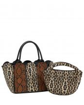L0231(MUL3)-(SET-2PCS)-wholesale-handbag-leopard-snake-animal-pattern-printed-black-bag-vegan-leatherette-layered-strap-set(0).jpg