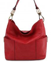 LHU073R(RD)-wholesale-handbag-solid-color-pocket-zipper-gold-lobster-claw-clasp-vegan-faux-leather-fashion-hobo(0).jpg