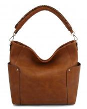 LHU114(BR)-wholesale-handbag-hobo-solid-color-detachable-handle-faux-vegan-leather-strap-braided-gold-pocket(0).jpg