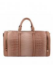 LHU308(BS)-wholesale-duffle-bag-set-pouch-alligator-ostrich-leatherette-luggage-tag-double-zipper-travel-(0).jpg