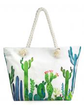 LOA330-wholesale-tote-bag-Cactus-print-Inside-wall-pocket-polyester-cotton(0).jpg
