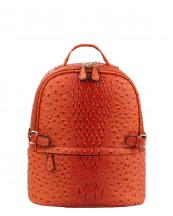 LQ065O(OR)-wholesale-backpack-alligator-ostrich-animal-pattern-faux-vegan-leather-strap-belt-buckle-gold-pocket(0).jpg