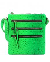 LQ172O(NG)-wholesale-cross-body-bag-solid-color-vegan-leatherette-three-zippered-pockets-stripe-alligator(0).jpg