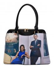 PA00486(MUL)-wholesale-handbag-tote-michelle-malia-sasha-barack-obama-faux-patent-multicolor-graphic-photo-family(0).jpg