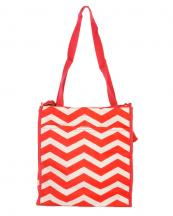 PH3013(RD)-wholesale-polyester-chevron-tote-bag--coin-pouch(0).jpg
