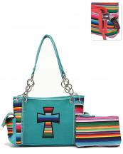 SER28469C(TQ)-wholesale-handbag-pouch-bag-set-cross-serape-multicolor-stripe-canvas-fabric-leatherette-concealed(0).jpg