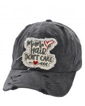 T13MHD01(BK)-wholesale-cap-baseballmama-hair-dont-care-arrow-heart-embroidered-vintage-torn-stitch-cotton(0).jpg