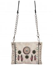 2020W148(BG)-wholesale-messenger-bag-native-american-dreamcatcher-concho-turquoise-feather-rhinestone-studs(0).jpg
