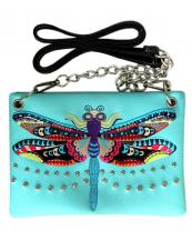 2020W184(MT)-wholesale-cross-body-bag-messenger-bag-embroidery-rhinestones-dragonfly-magnetic-snap-leather(0).jpg