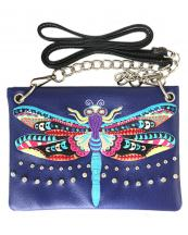 2020W184(PU)-wholesale-cross-body-bag-messenger-bag-embroidery-rhinestones-dragonfly-magnetic-snap-leather(0).jpg
