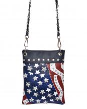 2030AFC(NV)-wholesale-mini-messenger-bag-american-flag-color-usa-stars-striped-rhinestone-silver-studs-crossbody(0).jpg