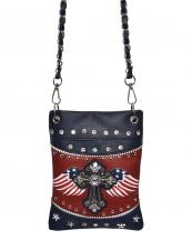 2030AFW(NV)-wholesale-mini-messenger-bag-american-flag-cross-wing-usa-stars-striped-rhinestone-silver-studs(0).jpg
