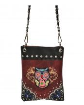 2030W153(RD)-wholesale-mini-messenger-bag-owl-embroidered-rhinestone-stud-chain-western-multi-color-animal(0).jpg