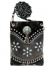 2030W158(BK)-wholesale-mini-messenger-bag-silver-concho-feather-rhinestone-stud-turquoise-stone-tool-faux-leather(0).jpg