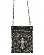 2030W164LCR(BK)-wholesale-mini-messenger-bag-cross-embroidered-tooled-cut-out-rhinestone-silver-stud-chain-western(0).jpg