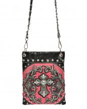 2030W164LCR(HPK)-wholesale-mini-messenger-bag-cross-embroidered-tooled-cut-out-rhinestone-silver-stud-chain-western(0).jpg