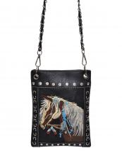 2030W193(BK)-wholesale-messenger-bag-crossbody-horse-feather-embroidered-rhinestone-turquoise-mini-chain-multi(0).jpg