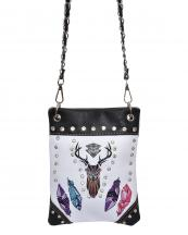 2030W199(BGBK)-wholesale-messenger-bag-tribal-deer-head-feather-rhinestone-mini-crossbody-western-faux-chain-strap(0).jpg